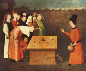 Hieronymus Bosch, The Conjurer 1502