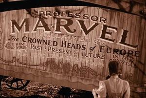 Marvel's wagon